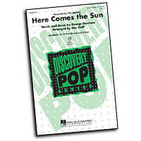 Mac Huff : Here Comes The Sun - Parts CD : Voicetrax CD : George Harrison : 884088211356 : 08552027