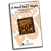 Roger Emerson : A Hard Day's Night - Parts CD : Voicetrax CD : 884088544577 : 08552295