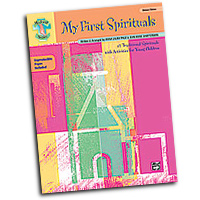 Anna Laura Page and Jean Anne Shafferman : My First Spirituals : Unison : 01 Songbook :  : 038081213521  : 00-22080