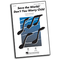 Mark Brymer : Save the World/Don't You Worry Child : Voicetrax CD : 884088985110 : 00124865