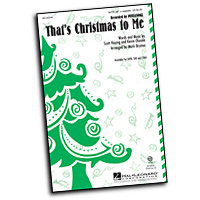 Mark Brymer : That's Christmas to Me : Showtrax CD : 888680047818 : 00142249