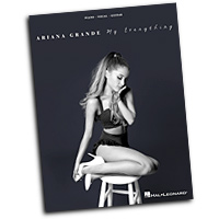 Ariana Grande : My Everything : Solo : Songbook : 888680068356 : 149502184X : 00146042
