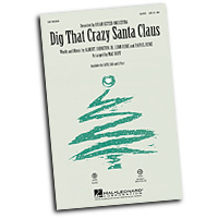 Various Arrangers : A Rockabilly Christmas for SAB : SAB : Sheet Music