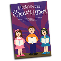 Barrie Carson Turner : Little Voices - Show Tunes : 2-Part : 01 Songbook : 9781783056606 : 14043354