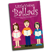 Barrie Carson Turner : Little Voices - Ballads : 2-Part : 01 Songbook : 9781783056569 : 14043357
