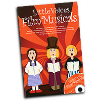 Barrie Carson Turner : Little Voices - Film Musicals : 2-Part : 01 Songbook & 1 CD : 9781783051069 : 14042467