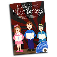 Barrie Carson Turner : Little Voices - Film Songs : 2-Part : 01 Songbook & 1 CD : 884088996147 : 9781847724502 : 14042369