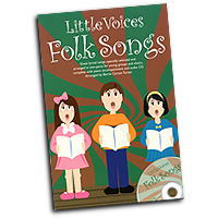Barrie Carson Turner : Little Voices - Folk Songs : 2-Part : 01 Songbook & 1 CD :  : 884088955960 : 1849384169 : 14041467