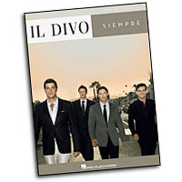 Songbooks for musical theater singers teen - Il divo italian songs ...