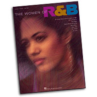 Various : The Women of R&B  : Solo : Songbook : 073999263411 : 0634081675 : 00311130