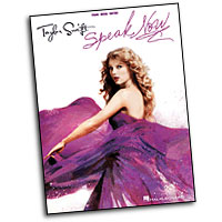 Taylor Swift : Speak Now : Solo : Songbook : Taylor Swift : 884088548421 : 1617803669 : 00307210
