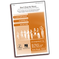 Deke Sharon : Songs from Pitch Perfect (the movie) for Male Voices : TTBB : Sheet Music