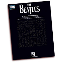 The Beatles : Note-for-Note Vocal Transcriptions : 01 Songbook : 073999429404 : 0634029541 : 00740146