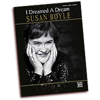 "Susan Boyle : <span style=""color:red;"">I Dreamed A Dream</span> : Solo : Songbook : 038081385914  : 00-34615"