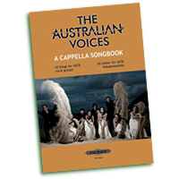 Australian Voices : A Cappella Songbook : SATB : 01 Songbook :  : EP72432