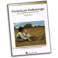 Richard Walters and Bryan Stanley : American Folksongs : Solo : Songbook :  : 073999812213 : 0634047612 : 00740187