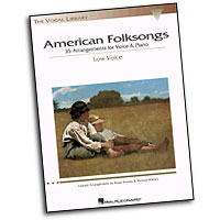 Richard Walters and Bryan Stanley : American Folksongs : Solo : Songbook :  : 073999401882 : 0634047620 : 00740188