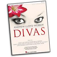 Andrew Lloyd Webber : Divas : Solo : Songbook : 884088140588 : 1423425766 : 00313362