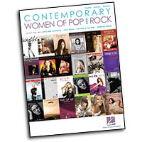 Various : Contemporary Women of Pop and Rock : Solo : Songbook : 884088628505 : 1458420531 : 00312542