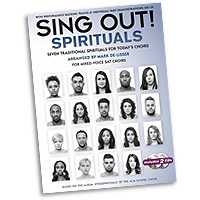 Mark De-Lisser : Sing Out! Spirituals : 3-Part Mixed : 01 Songbook & 2 CDs :  : 9781783054466 : 14043077
