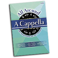 Bryan Sharp : All Around A Cappella : SATB : 01 Songbook : 45/1182L