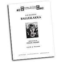 A.R. Rahman : Balleilakka : SATB : 01 Songbook : S-339
