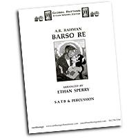 A.R. Rahman : Barso Re : SATB : 01 Songbook : S-386