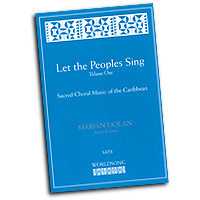 Marian Dolan : Sacred Choral Music of the Caribbean : SATB : 01 Songbook : 9780800675394