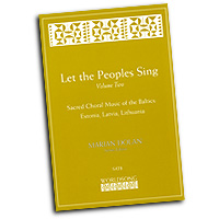 Marian Dolan : Sacred Choral Music of the Baltics : 01 Songbook : 9780800676018