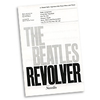 Barrie Carson Turner : The Beatles: Revolver - Choral Suite : SATB : 01 Songbook : 14043830