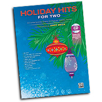 Andy Beck : Holiday Hits For Two : Solo : Songbook & CD :  : 038081468280 : 00-41748