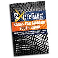 Cliff Duren : Extreme! Songs for Modern Youth Choir : SATB : 01 Songbook :  : 645757205577