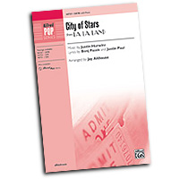 Various Arrangers : Music from La La Land for Mixed Voices : SATB : Sheet Music