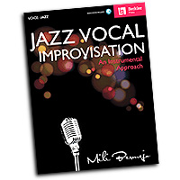 Mili Bermejo : Jazz Vocal Improvisation : Songbook & Online Audio :  : 888680617110 : 0876391854 : 00159290