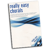 Various : Really Easy Chorals : UNIS/2PT : Songbook & CD : 884088984526 : 9781849384629 : 14041862