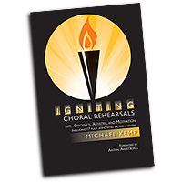 Michael Kemp : Igniting Choral Rehearsals : 01 Book : G-9379