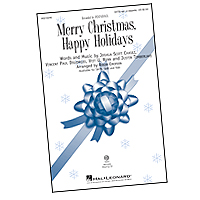 Pentatonix : Pentatonix Christmas for Mixed Voices Vol 2 : SATB : Sheet Music