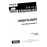 Eriks Esenvalds : High Flight : SSSAAA : 01 Songbook : MB2190