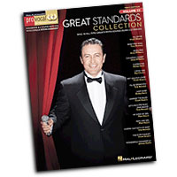 Pro Vocal : Great Standards Collection - Men's Edition : Solo : Songbook & CD : 884088404833 : 1423481259 : 00740427