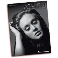 Adele : 21 : Solo : Songbook : Adele : 884088569082 : 1458402231 : 00307247