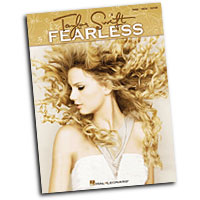 Taylor Swift : Fearless : Solo : Songbook : Taylor Swift : 884088311605 : 1423468341 : 00307042