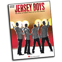 Frankie Valli /  The Four Seasons : Jersey Boys - Vocal Selections : Solo : Songbook : 884088090036 : 1423414322 : 00313335