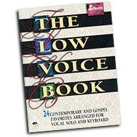 Peter Moss : The Low Voice Book : Solo : Songbook :  : 71900352