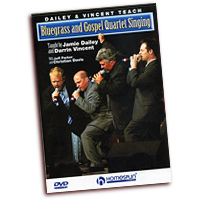 Jamie Dailey & Darrin Vincent : Bluegrass and Gospel Quartet Singing : Duet : DVD :  : 884088644475 : 1597733342 : 00642178