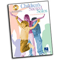 Various Composers : Children's Sacred Solos : Solo : Songbook & CD : 073999666434 : 0634081594 : 00740297