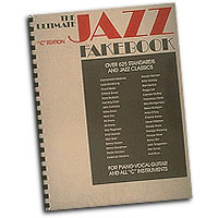 Various Composers : The Ultimate Jazz Fake Book - C Edition : Solo : Songbook :  : 073999400793 : 0881889792 : 00240079
