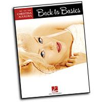 Christina Aguilera : Back to Basics : Solo : Songbook : 884088116507 : 1423422597 : 00306844