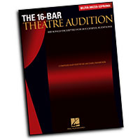 Michael Dansicker : 16-Bar Theatre Audition Belter (Mezzo-Soprano) : Solo : Songbook : 073999329261 : 063406441X : 00740254