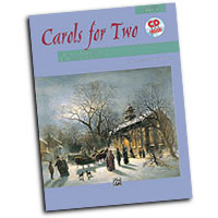 Jean Anne Shafferman : Carols for Two : Duet : Songbook & CD :  : 038081130408  : 00-16021