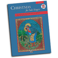Jay Althouse : Christmas for Solo Singers - Low : Solo : Songbook & CD :  : 038081126623  : 00-11685